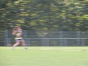 Aisling fastest shot